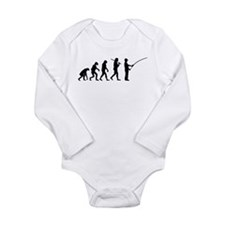 The Evolution Of The Fisherman Long Sleeve Infant