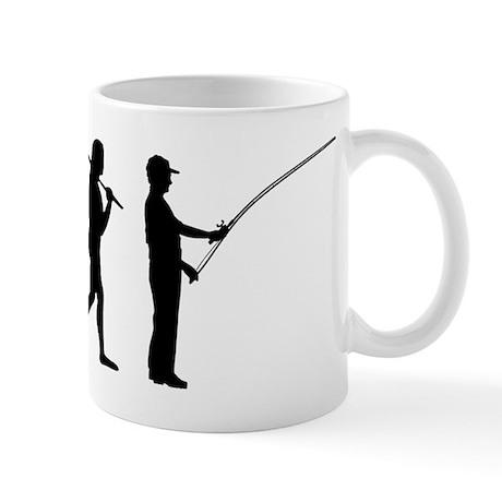 The Evolution Of The Fisherman Mug