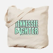 Tennessee Ovarian Cancer Fighter Tote Bag