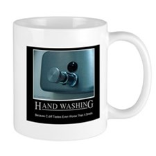 Infection Control Humor 01 Mug