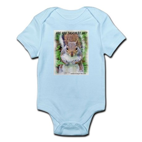 Are You Talkin To Me Infant Bodysuit