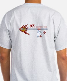 Flaming Spear T-Shirt