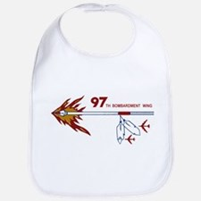 Flaming Spear Bib