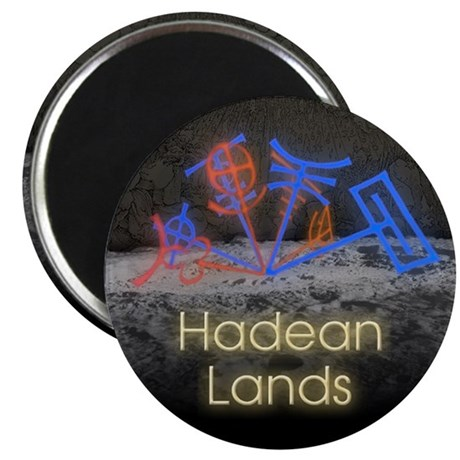 Hadean Lands magnet
