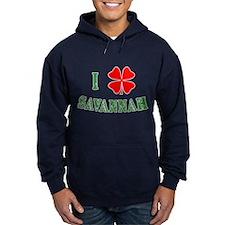 I Heart Savannah Hoodie