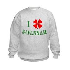 I Heart Savannah Sweatshirt