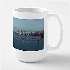 Large Golden Gate Mug