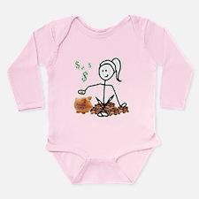 Future CFO Long Sleeve Infant Bodysuit