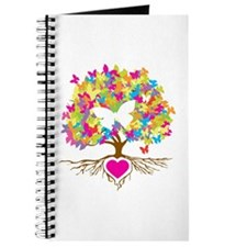 Cute Family roots Journal