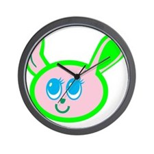 Bunnie! Wall Clock