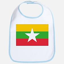 Burma Flag Bib