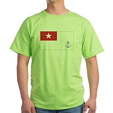 Burma Naval Ensign T-Shirt