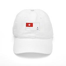 Burma Naval Ensign Baseball Cap