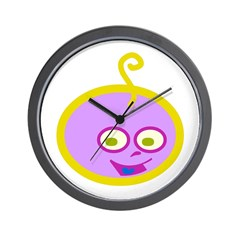 Happie Baby Wall Clock