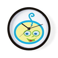 Happie Baby Wall Clock