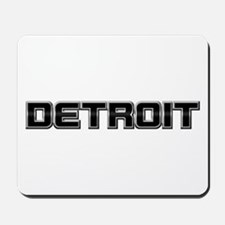 DETROIT Mousepad