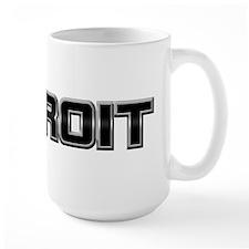 DETROIT Mug