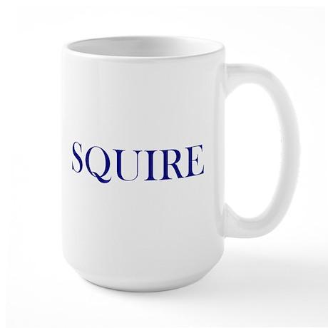 Squire Large Mug