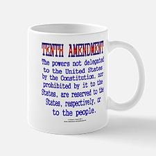 Tenth Amendment Mug