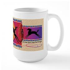 Southwestern Story Pony Mug