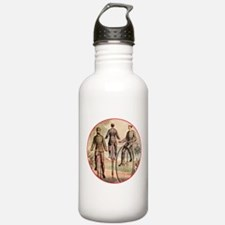 The Wheelmen Water Bottle