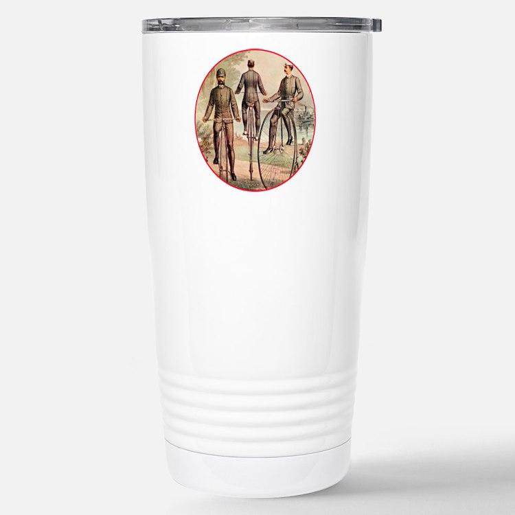 The Wheelmen Travel Mug