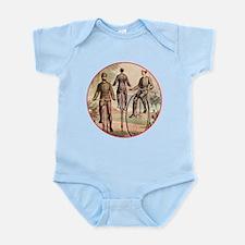 The Wheelmen Infant Bodysuit