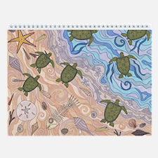 To The Sea Wall Calendar