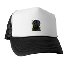 Affenpinscher 9Y516D-049 Trucker Hat