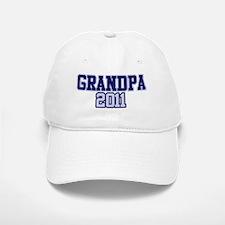 Grandpa 2011 Baseball Baseball Cap