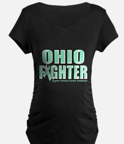 Ohio Ovarian Cancer Fighter T-Shirt
