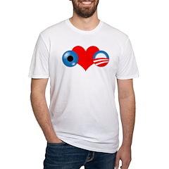 Eye Heart Obama Shirt