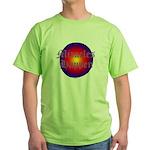 MIRACLES HAPPEN III Green T-Shirt