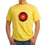 MIRACLES HAPPEN III Yellow T-Shirt