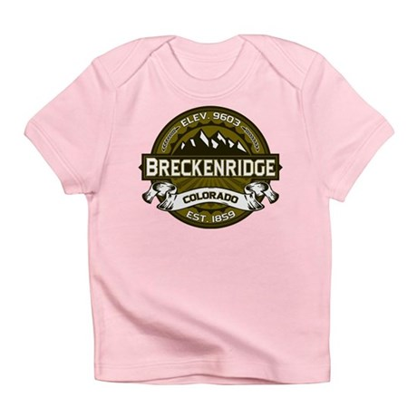 Breckenridge Olive Infant T-Shirt