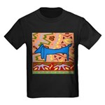 Dachshund Kids Dark T-Shirt