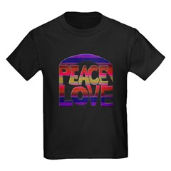 Peace Love T