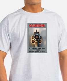 Funny Ccw. concealed carry T-Shirt