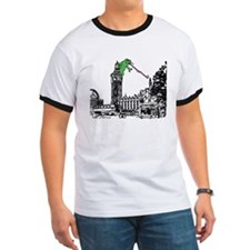 Cute London skyline T