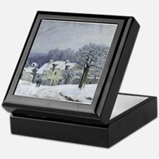 Funny Impressionism Keepsake Box