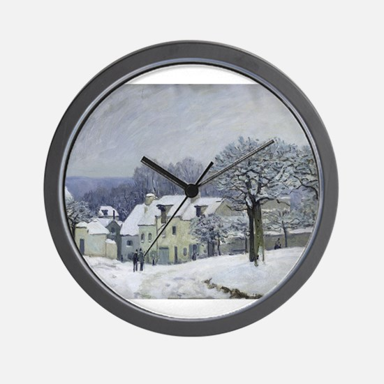 Cute Alfred Wall Clock