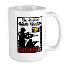 """Seal Team Six!"" Mug"
