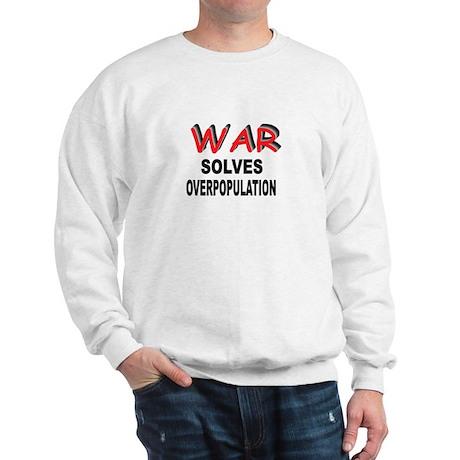 KEEPING NUMBERS DOWN Sweatshirt