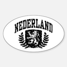 Nederland Decal