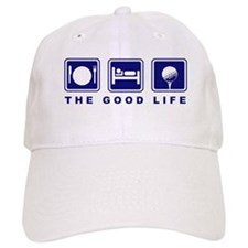 The Good Life Golf Baseball Cap