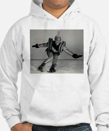 Ice Skating Jumper Hoody