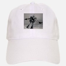 Ice Skating Baseball Baseball Cap
