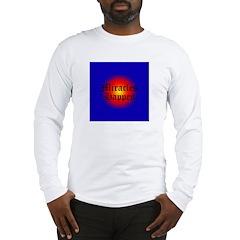 MIRACLES HAPPEN V Long Sleeve T-Shirt