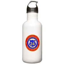 Philadelphia Police 24th Dist Water Bottle