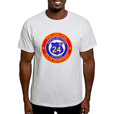 Philadelphia Police 24th Dist T-Shirt